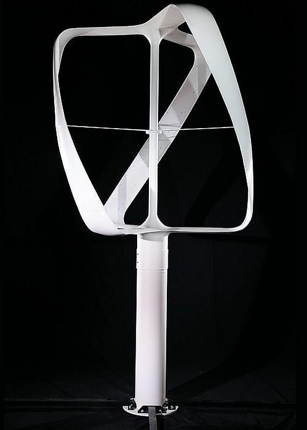 Revolutionair Design Wind Turbines by Philippe Starck.