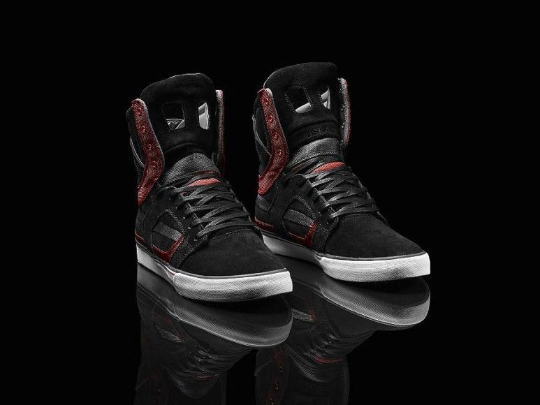 Δερμάτινα ανδρικά Sneaker, Skytop II της Supra.