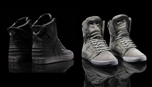 supra skytop ii sneakers