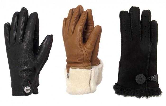 Ugg-womens-leather-gloves