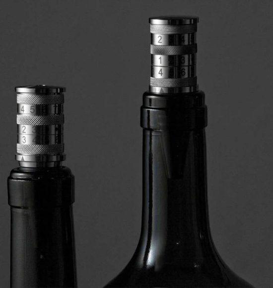 Πώμα για μπουκάλι κρασιού A Date With Wine.