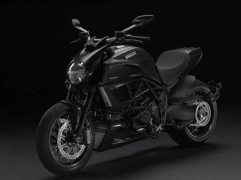 Ducati Diavel, design meets power and technology.
