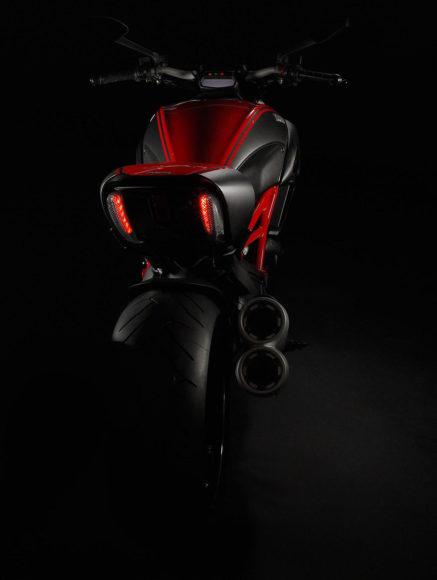 Ducati Diavel, Ιταλικό Design με κορυφαία τεχνολογία.