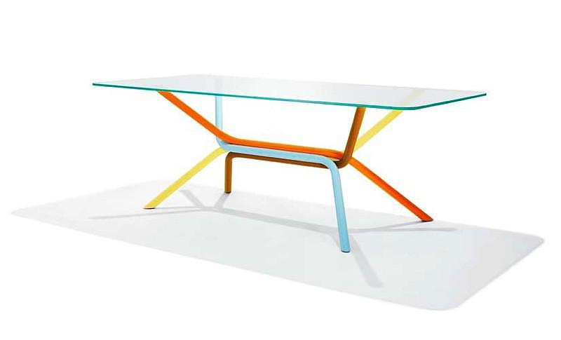Knoll Ross Lovegrove Table