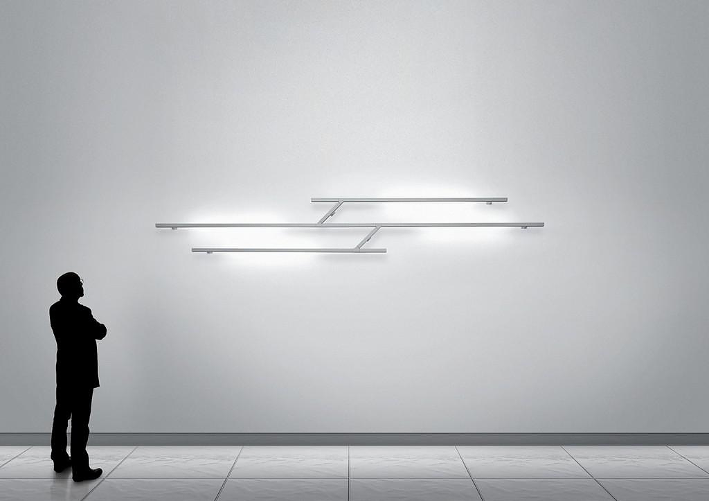 Kao Lighting System by Artemide Architectural.
