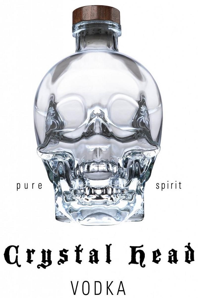 Η Crystal Head Vodka συνδυάζει γεύση και Design.