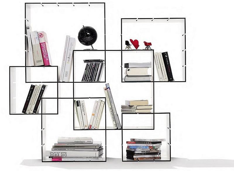 Βιβλιοθήκη Κonnex από τον Florian Gross.