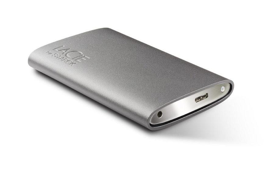 Σκληρός δίσκος LaCie Starck Mobile με USB 3.0