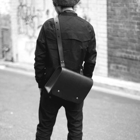 Δερμάτινη τσάντα KOOKABURRA, της Tailfeather.