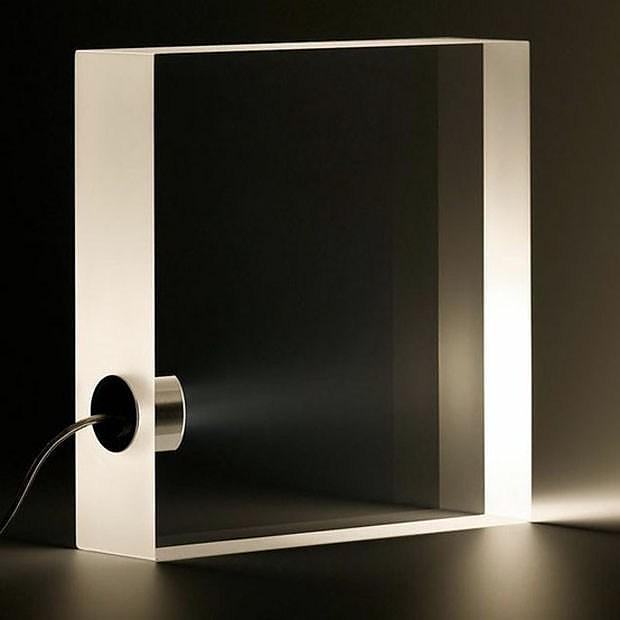 ToFU lamp by Tokujin Yoshioka for Yamagiwa.