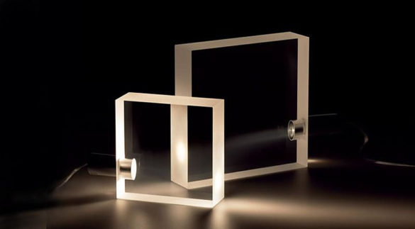 ToFU table lamp by Tokujin Yoshioka for Yamagiwa