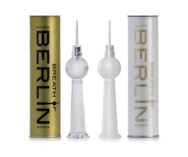 Majathi Breath of Berlin perfume.