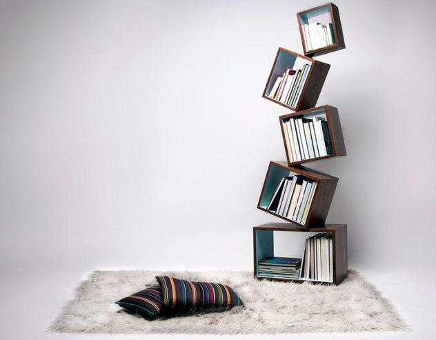 Equilibrium-Bookcase