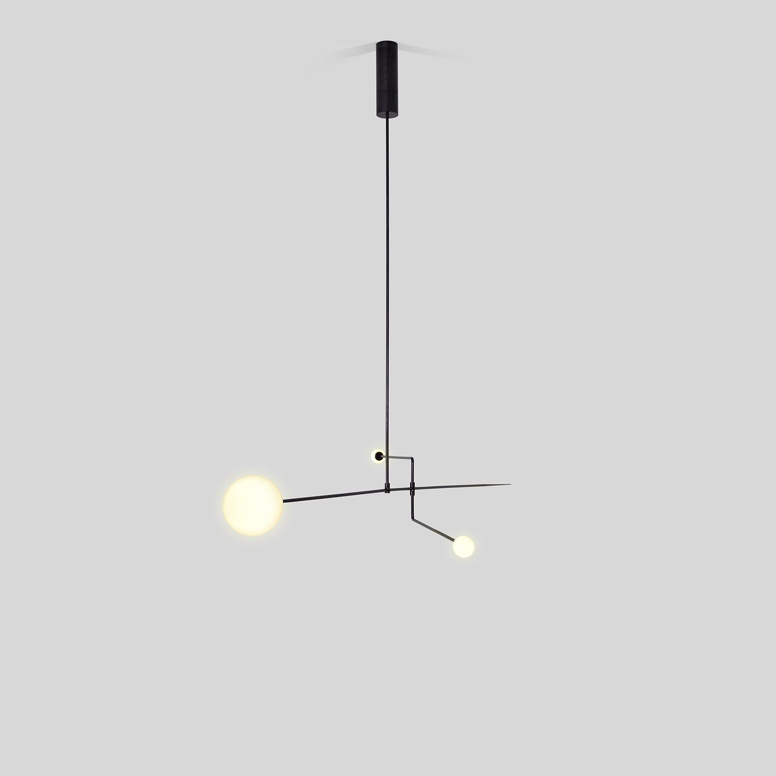 Michael Anastassiades' Mobile Chandeliers & Kinetic Lights.