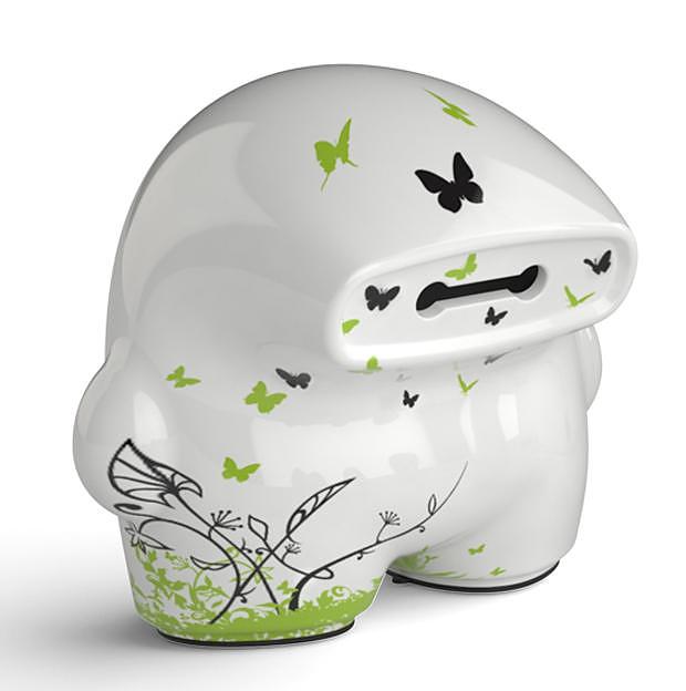 Urban Creature moneybox by Vitamin.