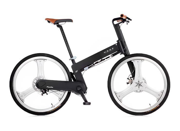 Αναδιπλούμενο ποδήλατο iF Mode του Mark Sanders.