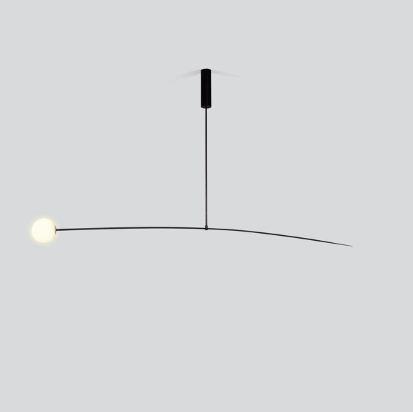 Κινητικά φωτιστικά από τον Μιχάλη Αναστασιάδη.