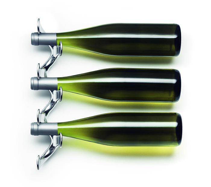 Menu Wine Rack by Jakob Wagner.