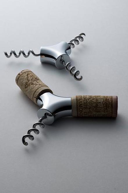 Corker Corkscrew by Sebastian Bergne for Enο.