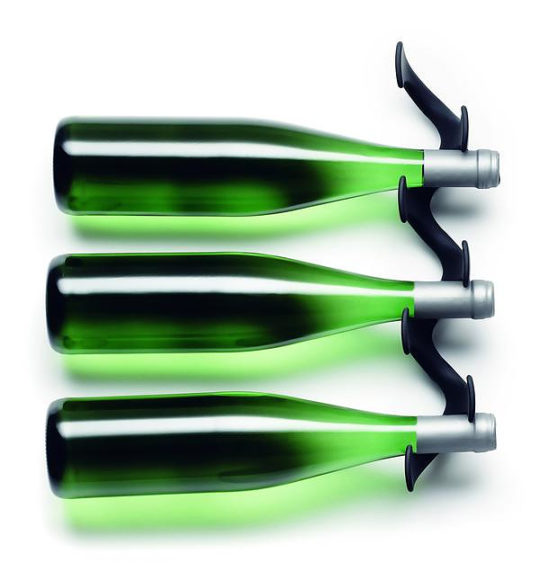Βάση για μπουκάλια κρασιού Menu, εκθέστε τα αγαπημένα σας κρασιά σαν έργα τέχνης.