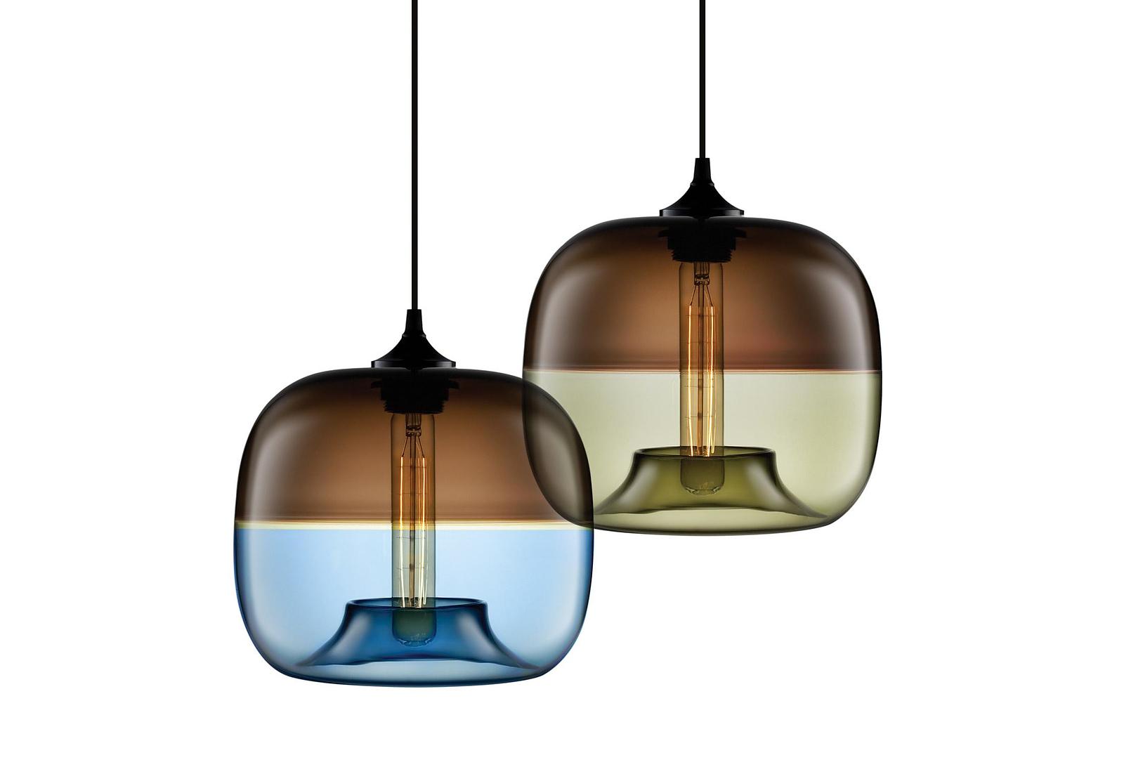 Stunning pendant lights by niche modern design is this for Pendant lighting modern design