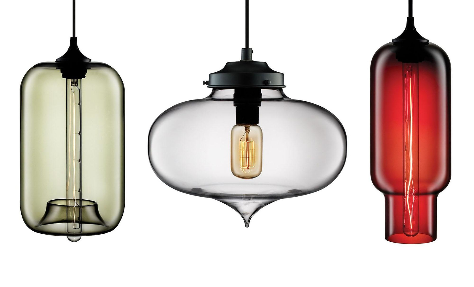 Stunning pendant lights by niche modern design is this niche modern lamps mozeypictures Images