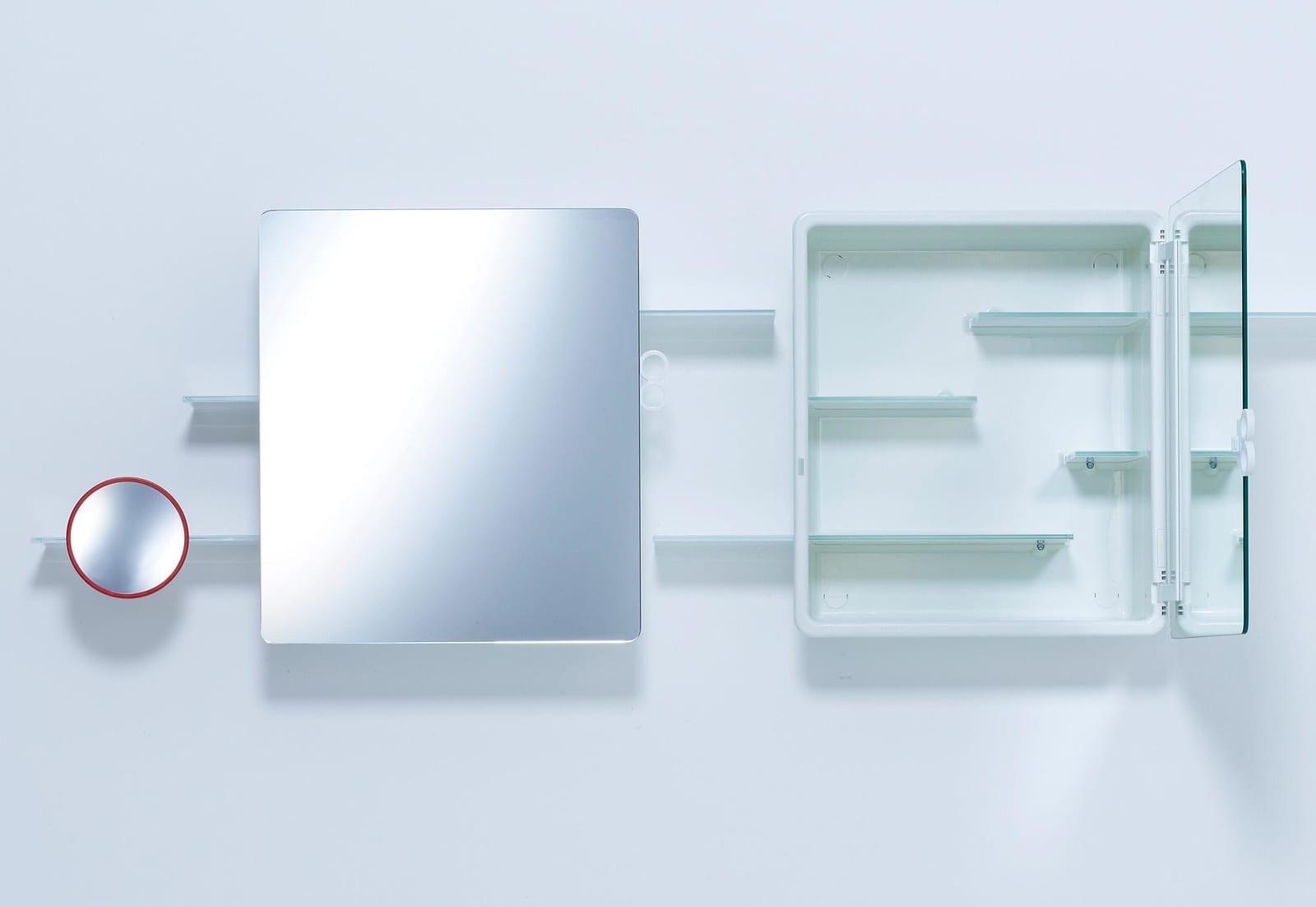 Kali Bathroom Mirror-Cabinet by Authentics.
