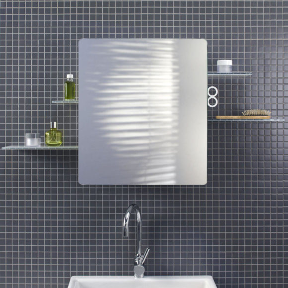 Καθρέφτης Μπάνιου Kali από την Authentics.