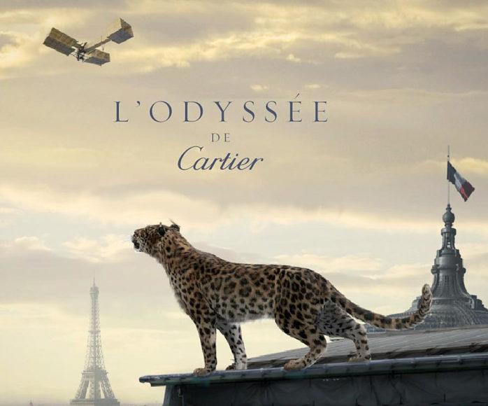 L'Odyssée de Cartier, an Epic Film by Cartier.