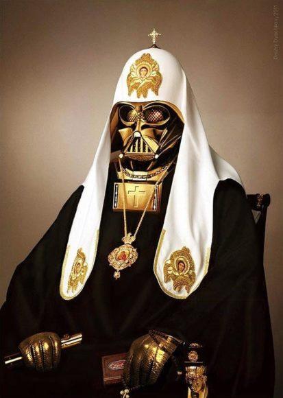 Πατριάρχης Vader από τον Dmitry Dyachko.