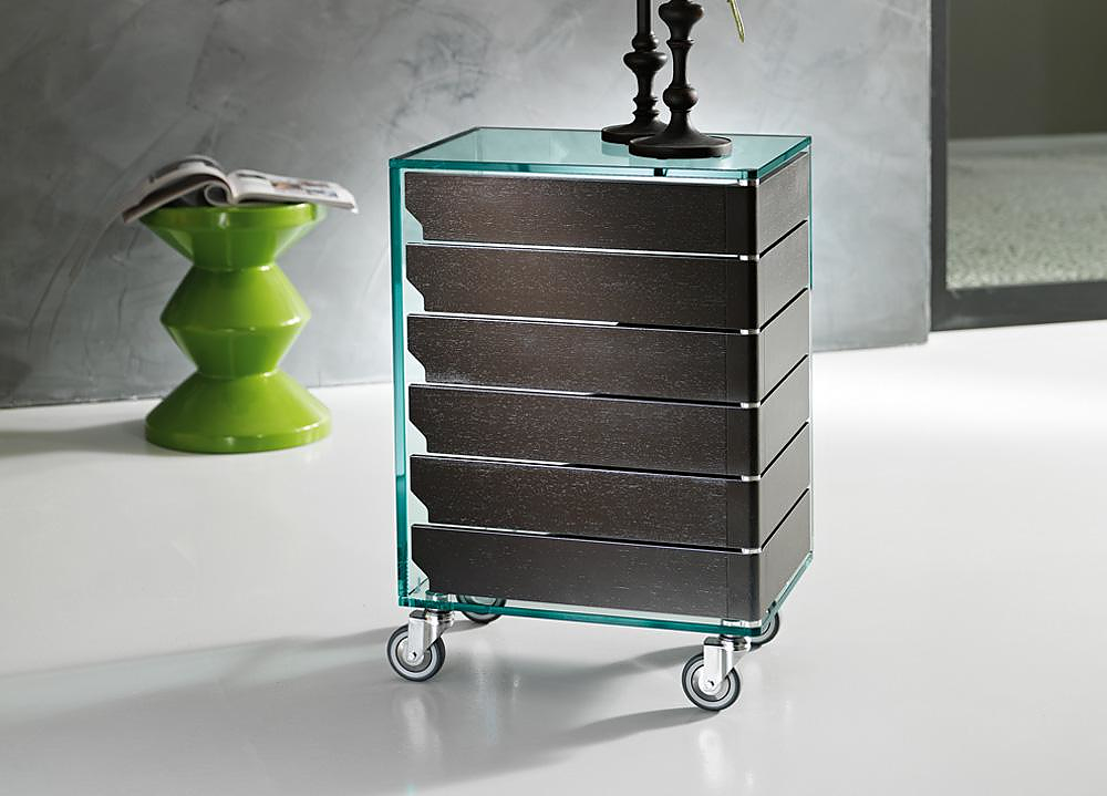 Tonelli Camicino Storage Unit by Marco Gaudenzi.