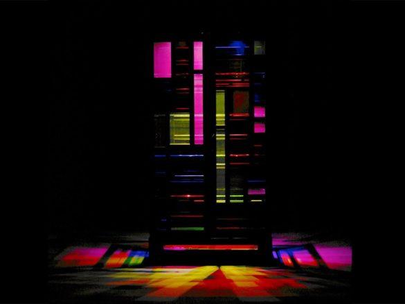 Tusse Rainbow Cabinet