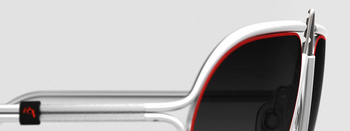 Γυαλιά pq Eyewear από τον Ron Arad.