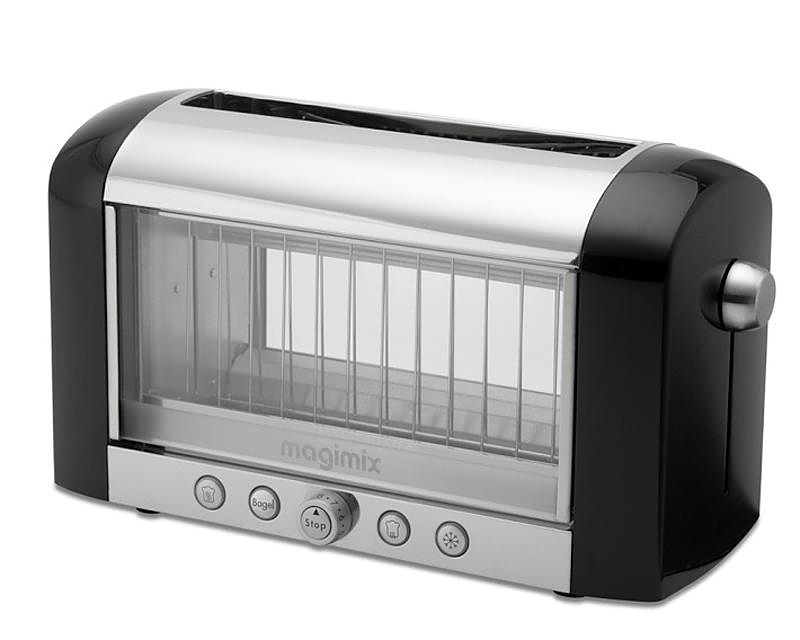 Magimix Vision Toaster, World's First See-Through Toaster.