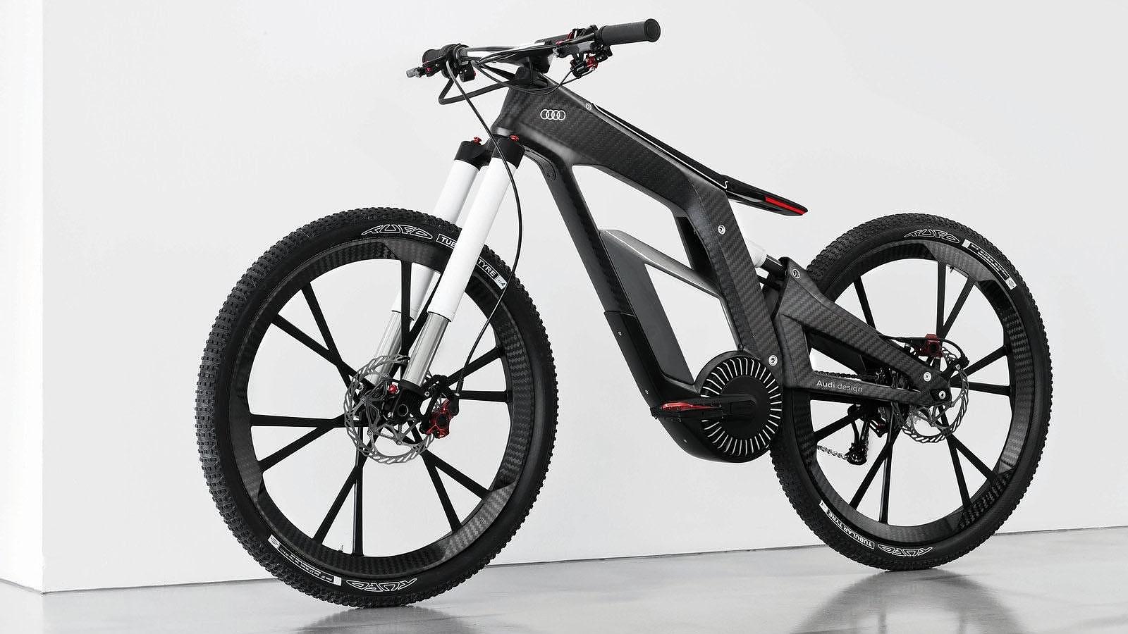 Audi e-bike Wörthersee.
