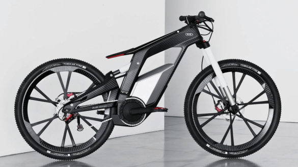 Audi e-bike Worthersee