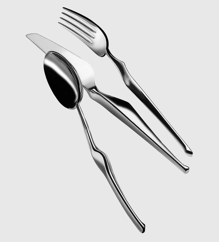 Mepra Ergonomica Cutlery by Angelo Mangiarotti.