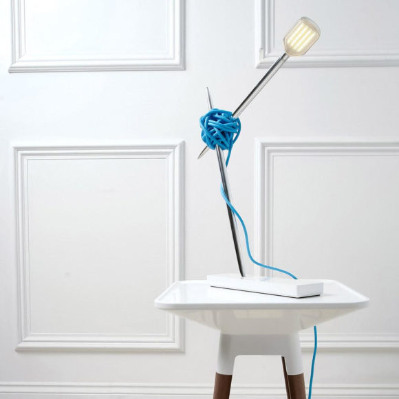 Needle Table Lamp by Vitamin.