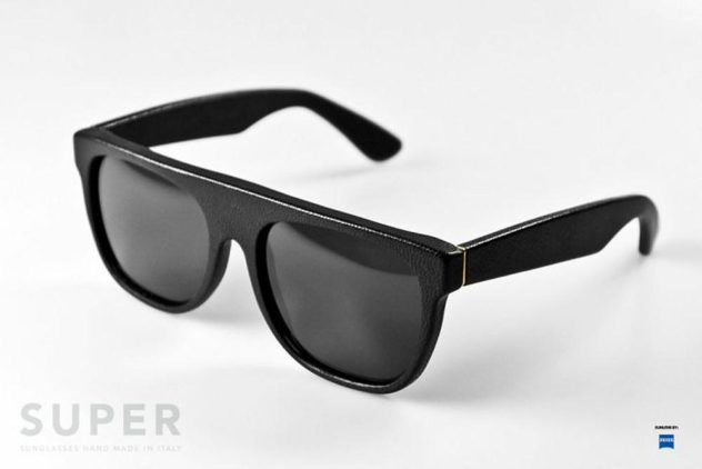 Retro Super Future Flat Top Sunglasses