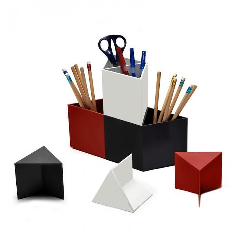 Rhombins Modular Desk Organizer.