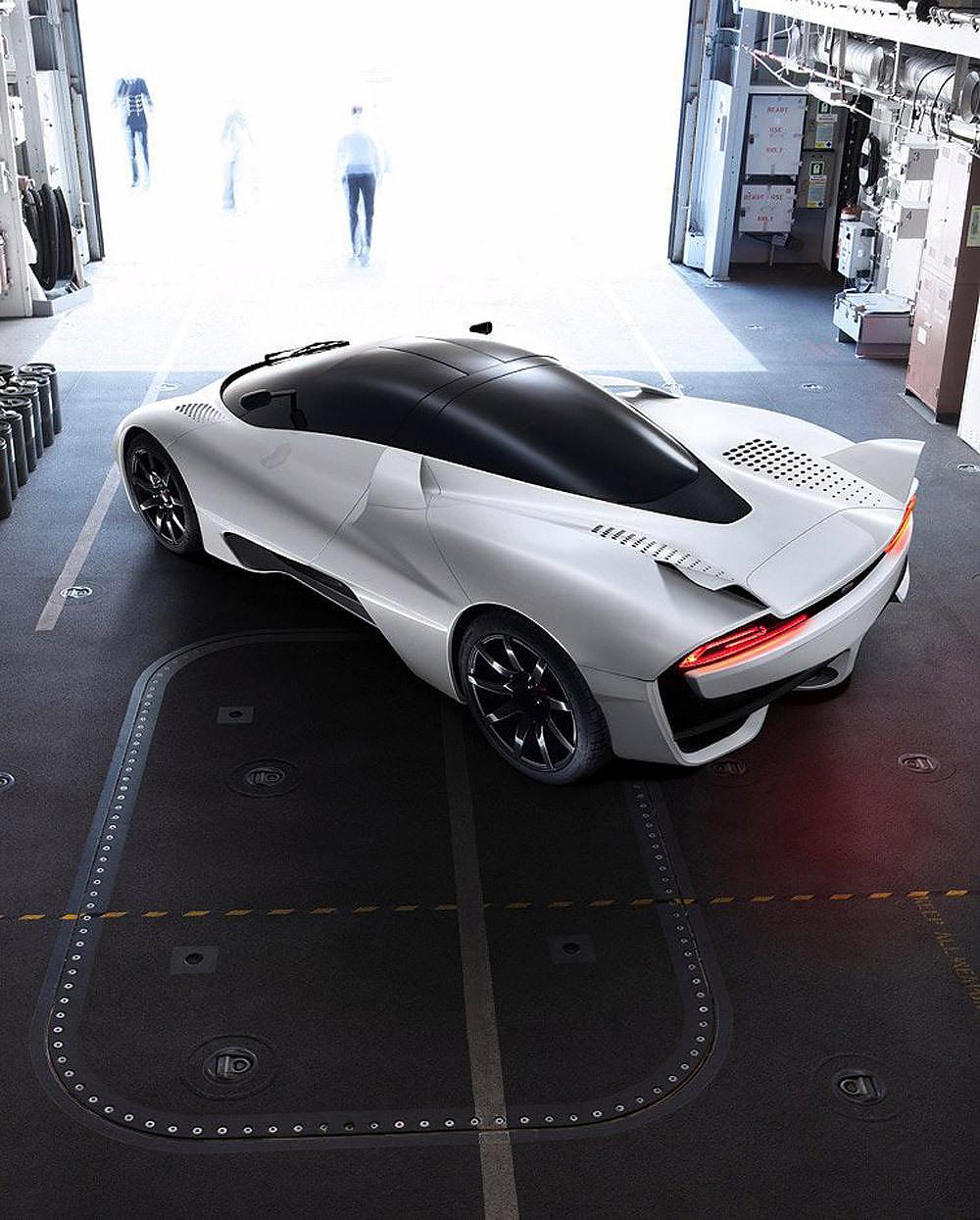 SSC Tuatara Aims To Be The World's Fastest Car.