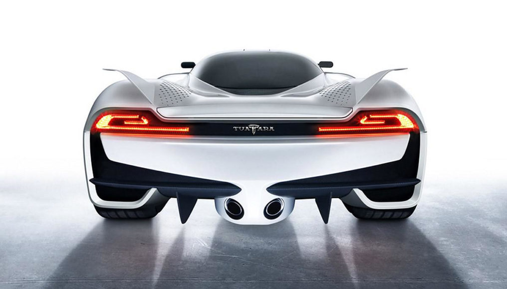SSC Tuatara aims to be the world's fastest car.