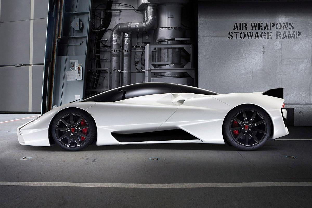 Ssc Tuatara Aims To Be The World S Fastest Car Design