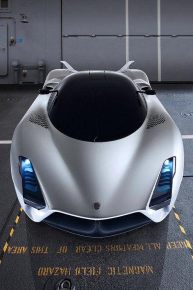 SSC Tuatara, το γρηγορότερο αυτοκίνητο στον κόσμο.