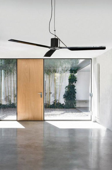 "TWO Ceiling Fan by CEA Design is an ""Air Revolution""."