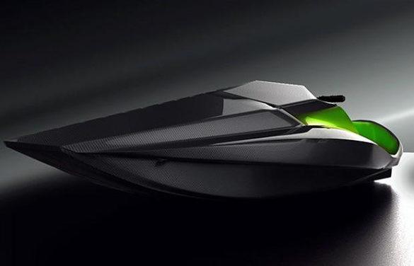 Green Samba by Silveira Customs