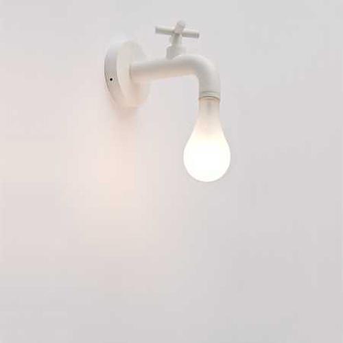 Light Drop Lamp by Rafael Morgan.
