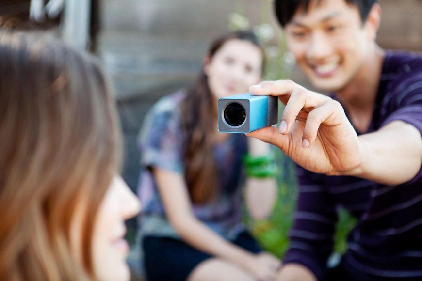 Ψηφιακή φωτογραφική μηχανή Lytro Light Field.