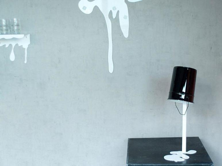 Φωτιστικά Oups! Από την Nathalie Bernollin.