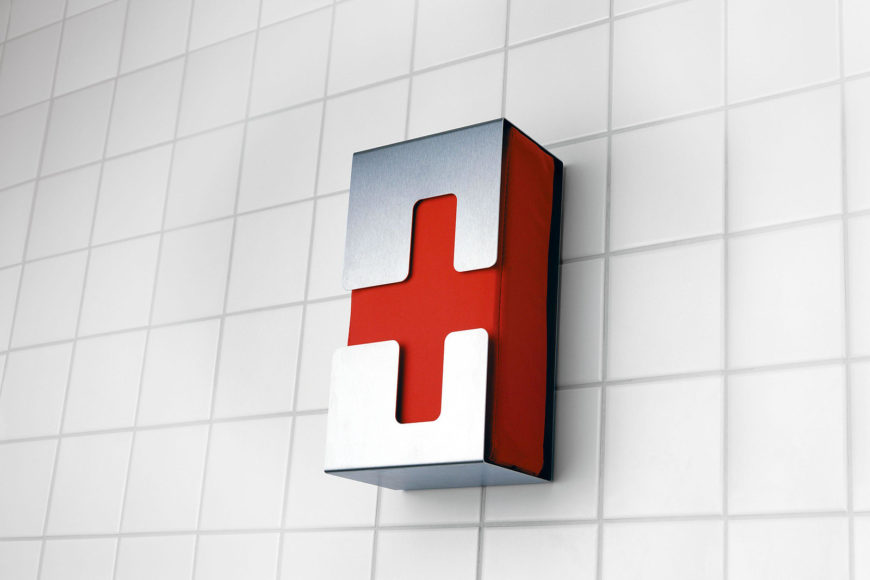 Κουτί πρώτων βοηθειών Radius First Aid Box.